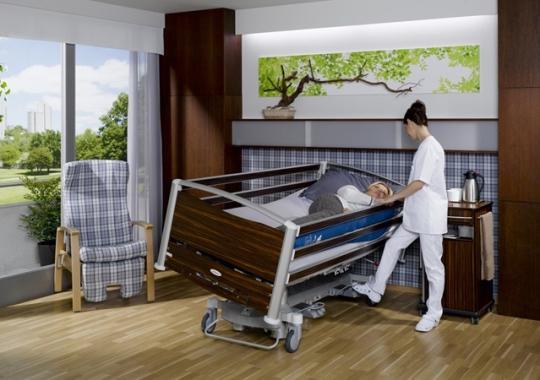 Медицинская функциональная кровать Latera Thema