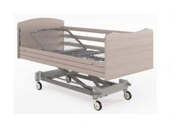 Медицинская функциональная кровать в дереве EA0130 - EB330X Вариант 3
