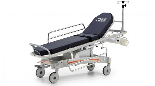 Медицинская каталка гидравлическая для перевозки пациентов GIVAS BS 1504