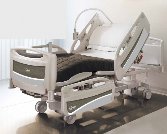 Медицинская реанимационная кровать EB0330 - EB0340
