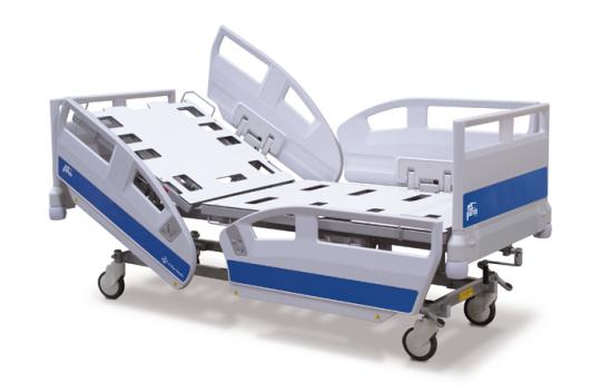 Медицинская кровать механическая 2-х секционная (опционально 4-х секционная) NEWCARE V1 Hidraulic Pardo