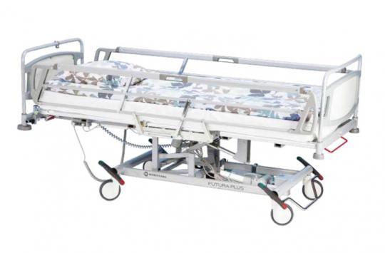 Медицинская больничная функциональная кровать Futura Plus Merivaara