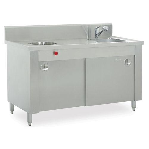 Медицинская раковина для слива жидких отходов MSE 4400