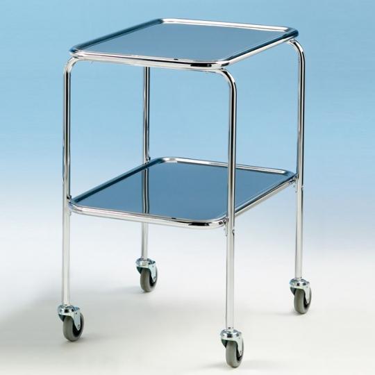 Медицинская тележка для инструментов на колесиках 609