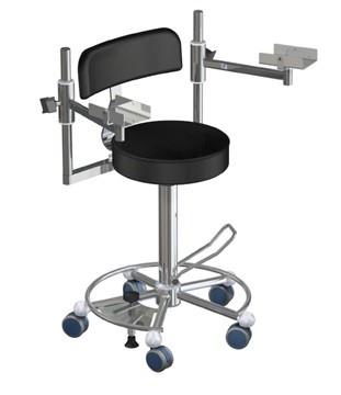 Медицинский хирургический стул L03-SD4545/RA (Вариант 3)