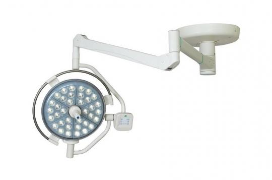 Медицинский потолочный хирургический светильник Паналед 120
