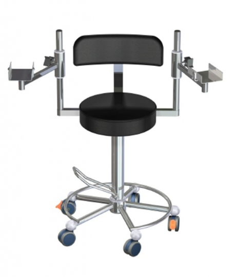 Медицинский стул для хирурга L03-SD4545/RA (Вариант 2)
