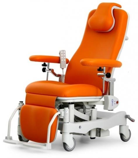 Медицинское электрическое кресло Givas MR 5278
