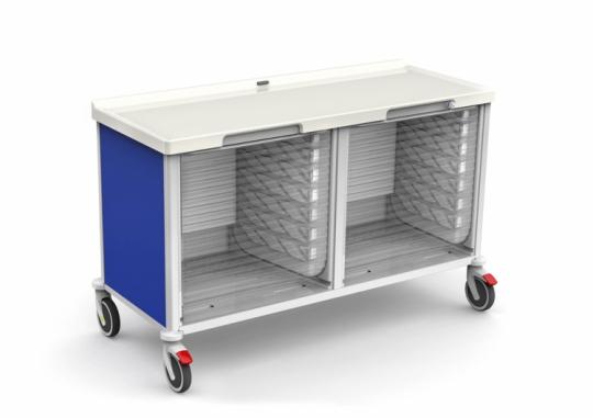 Модульная тележка: система хранения и перевозки 326520LC