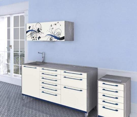 Модульный функциональный комплект стоматологической мебели