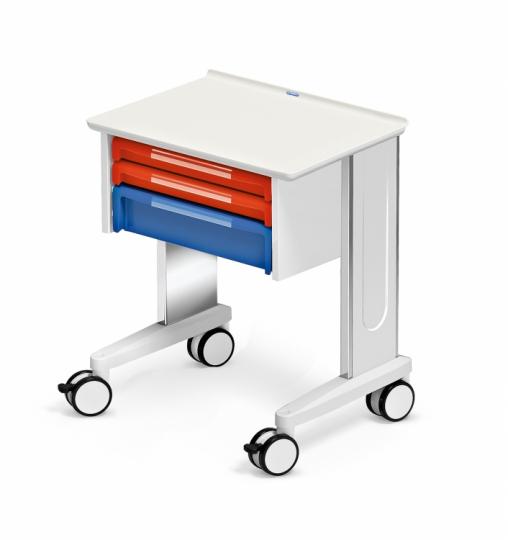 Модульный медицинский стол с ящиками 328800