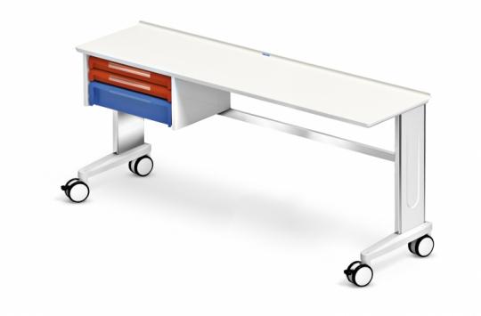 Модульный медицинский стол с ящиками 328920
