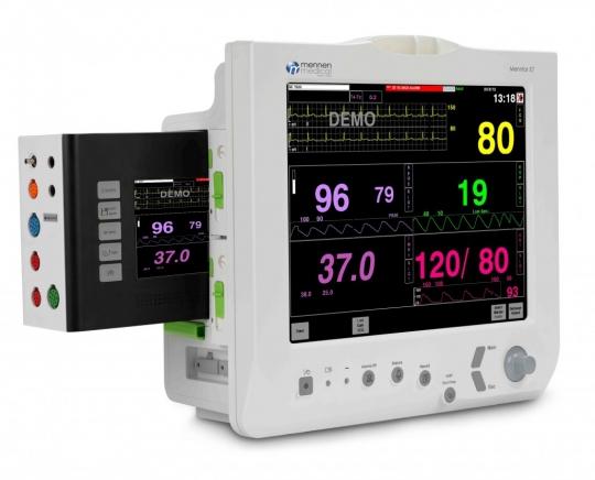 Модульный монитор пациента Menntor X7