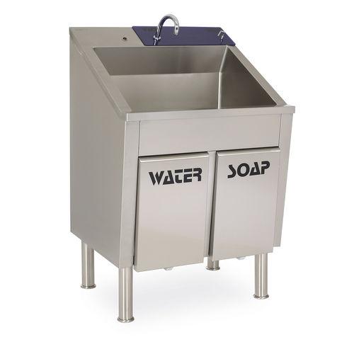Мойка медицинская одинарная для мытья рук - MEY 1010