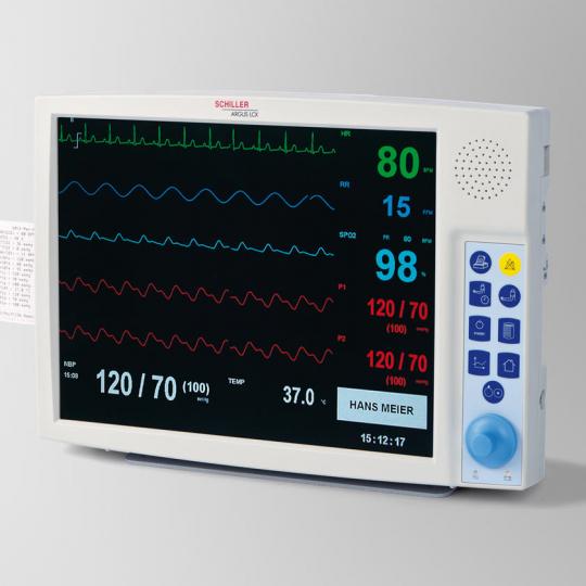 Монитор пациента Shiller ARGUS LCX