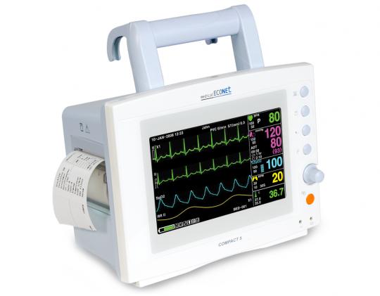 Многопараметрический монитор пациента Compact 5 Medical ECONET
