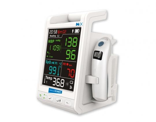 Портативный монитор пациента M10 Medical ECONET