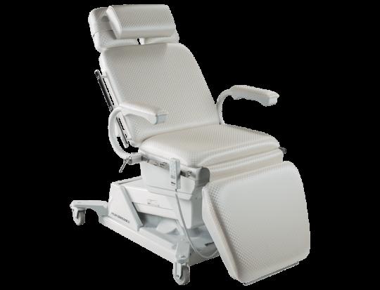 Общее кресло медицинское для осмотра
