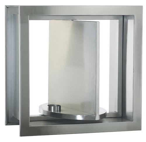 Окно для больниц и лабораторий