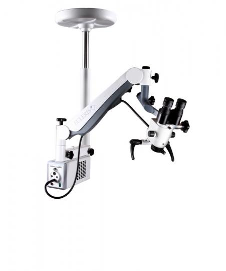 Операционный оториноларингологический ЛОР микроскоп - Ecleris Microstar ОМ-100C