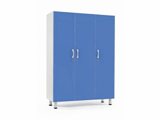 Палатный шкаф 3-секционный Malvestio
