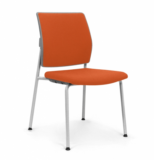 Палатный стул с мягкой спинкой 376003
