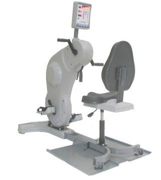 Педальный тренажер руки и ноги / сидячий