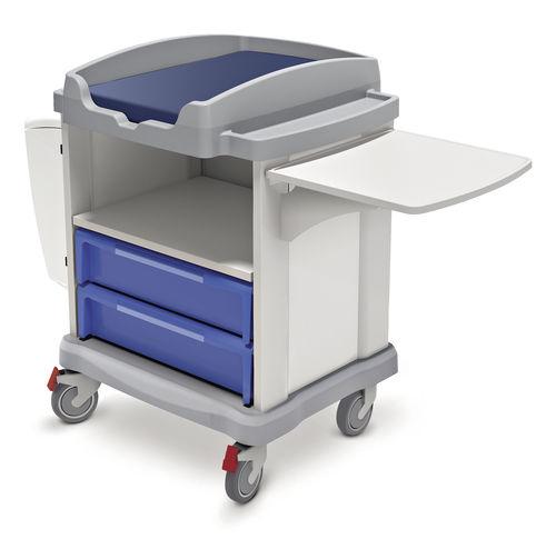 Медицинский пеленальный стол 328200