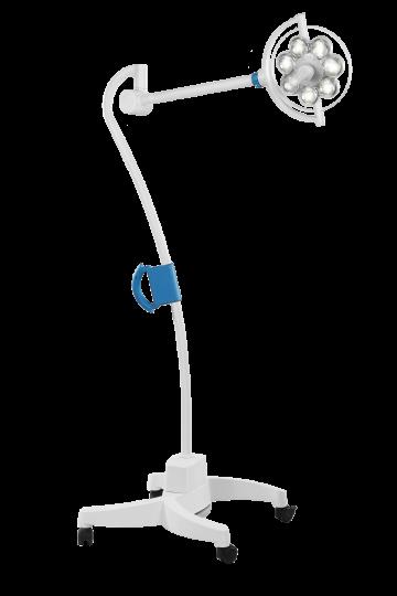 Передвижной медицинский светильник ЭМАЛЕД 200П