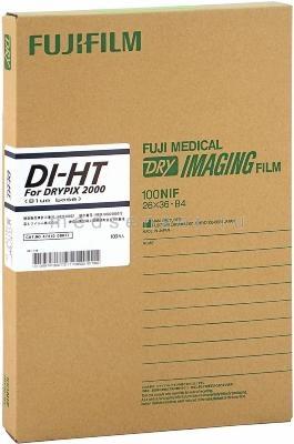 "Пленка для медицинских принтеров - Fuji DI-HT Film 26x36 см (10x14"")"