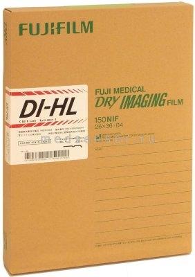 """Пленка для медицинских принтеров Fuji DI-HL Film 26x36 см (10x14"""")"""