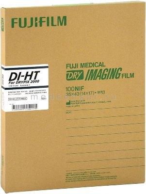 Пленка для медицинских принтеров - Fuji DI-HT Film (35x43 см)