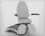 Подиатрическое кресло