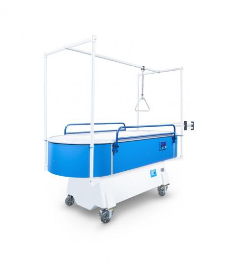 Противоожоговая медицинская кровать КМ-05-01 САТУРН-90