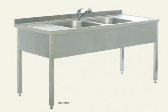 Раковина медицинская для мытья инструментов MYT 1053