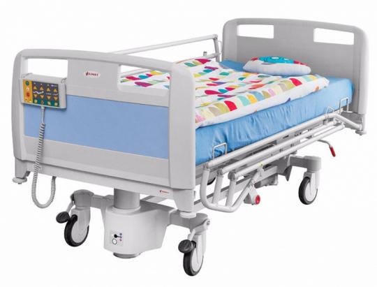 Реанимационная детская медицинская кровать Eleganza Smart Junior