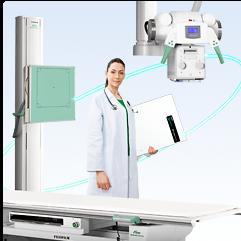 Рентгенографическая система Fujifilm Digital
