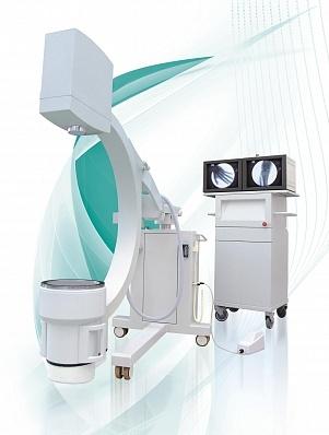 Рентгенохирургический аппарат С-дуга