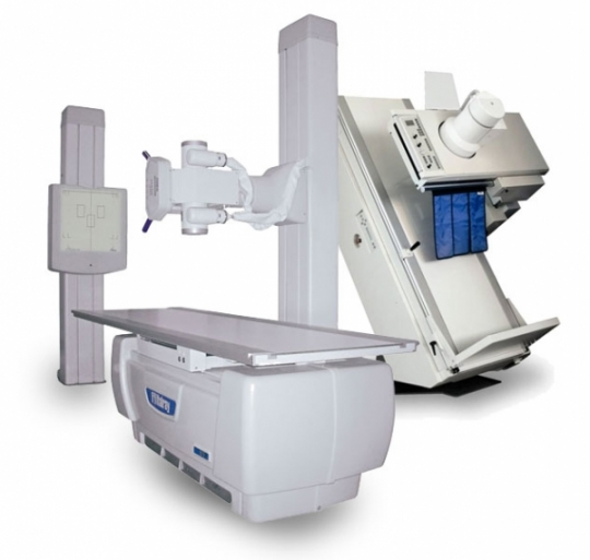 Рентгеновский аппарат на 3 рабочих места - Clinomat