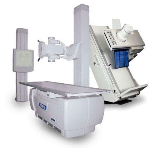 Рентгеновский аппарат на 3 рабочих места с детекторами - Clinomat