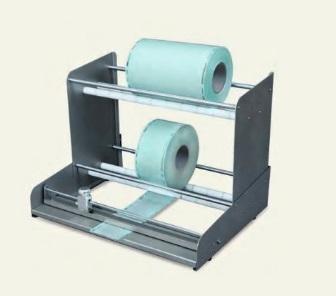 Роликовый резак для бумаги (двойной) MKKA 4009