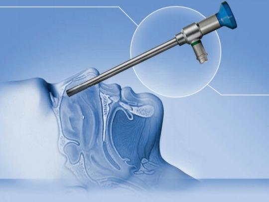 Синускопия - назофаринголарингоскопы