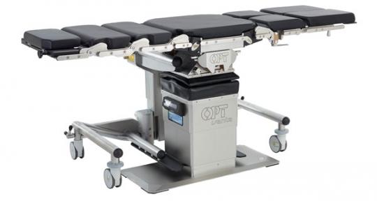 Операционный стол со сменными столешницами OPT