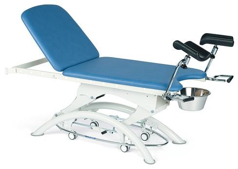 Смотровой гинекологический стол Lojer Capre EG