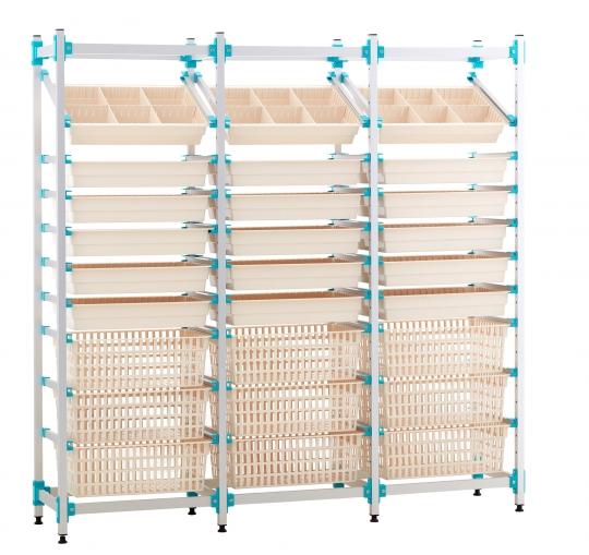 Стеллажи-шкафы для медикаментов