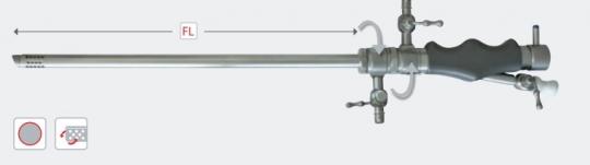 Операционная стержневая трубка