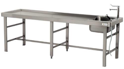 Стол для проведения вскрытия Hygeco DELTA - 3316