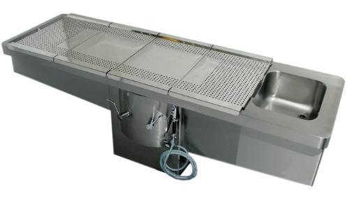 Стол для проведения вскрытия Hygeco DELTA EVOLUTION III - 33317