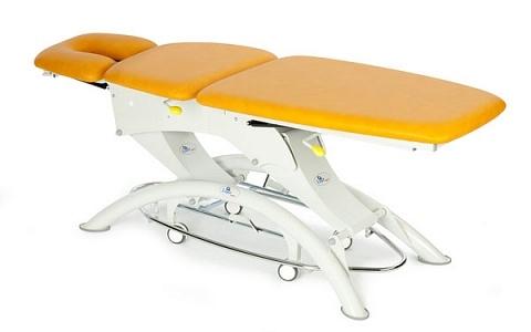 Массажный стол (3 секции, электропривод) Lojer 110E