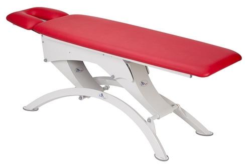 Массажный стол с 2 секциями с гидравлической регулировкой высоты Lojer Capre 105H